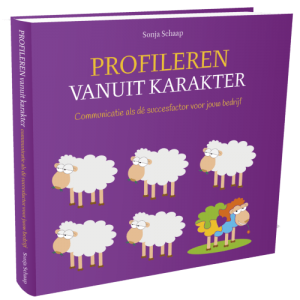 Boek Sonja Schaap | Profileren vanuit karakter