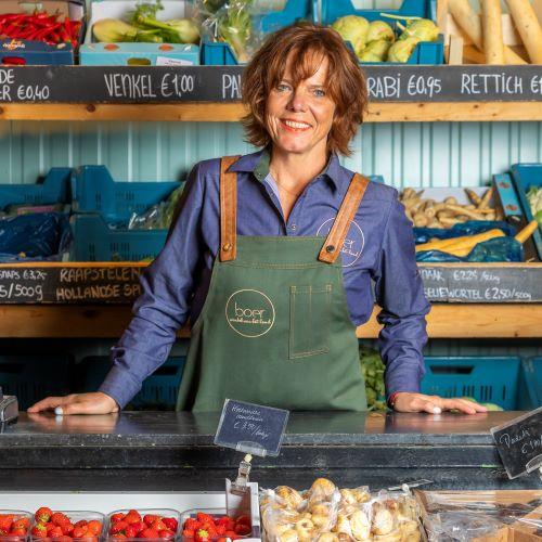 Mariëlle van Overveld | Boer winkel van het land